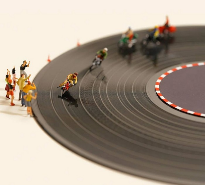 Miniature sculptures Miniature sculptures by Tanaka Tatsuya Miniature sculptures by Tanaka Tatsuya artists I Lobo you10