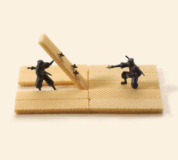 Miniature sculptures Miniature sculptures by Tanaka Tatsuya Miniature sculptures by Tanaka Tatsuya artists I Lobo you6