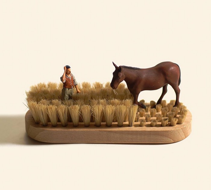 Miniature sculptures Miniature sculptures by Tanaka Tatsuya Miniature sculptures by Tanaka Tatsuya artists I Lobo you7