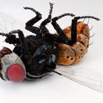 Camille Kachani develops an inventive process of possibilities related to the process of transformation of nature. Meet her collection of trendy insects.