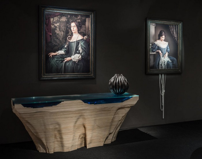Established in 1998, Design Gallery Sarah Myerscough promotes formal and aesthetic innovations within the contemporary visual arts.