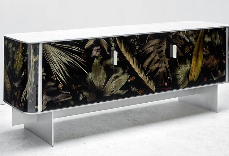 Marcin Rusak was born in 1987 in Poland, but lives and works in London where he creates his art furniture.
