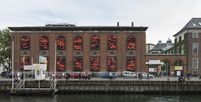 Ai Weiwei Ai Weiwei creates refugee crisis art installation Ai Weiwei creates refugee crisis art installation arts and crafts I Lobo you4