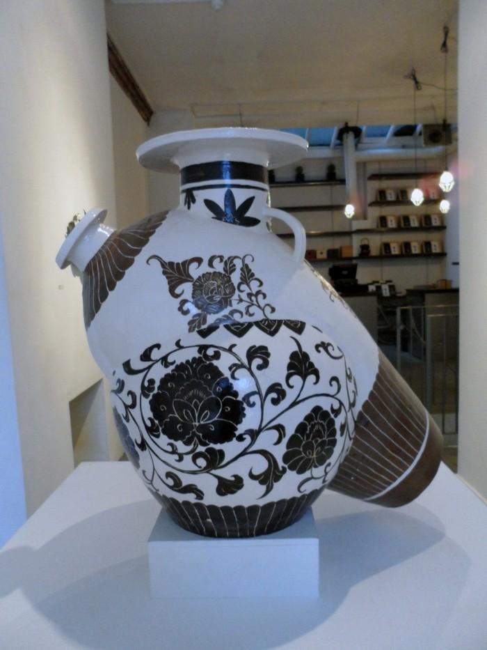 ceramic art Ceramic art by Keiko Masumoto Ceramic5 art by Keiko Masumoto I lobo you