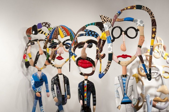 The Beatles Dorit Levinstein: The Beatles Dorit Levinstein The Beatles arts and crafts I Lobo you6