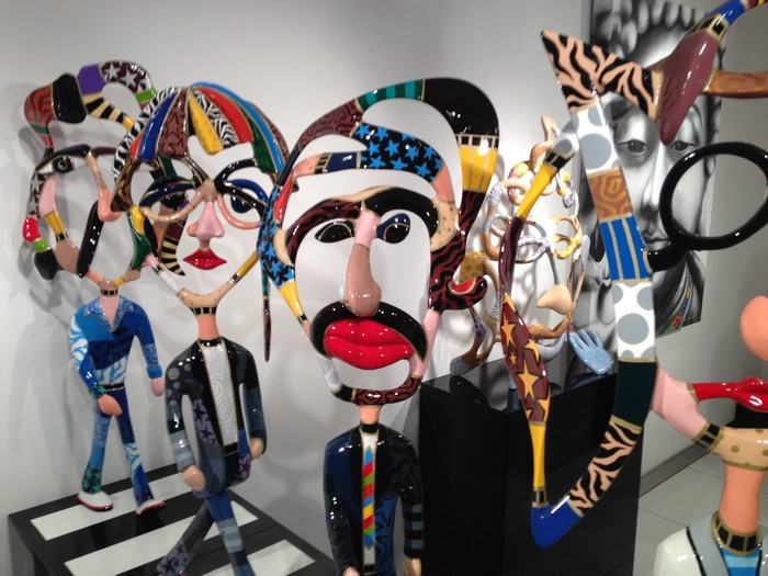 The Beatles Dorit Levinstein: The Beatles Dorit Levinstein The Beatles arts and crafts I Lobo you8