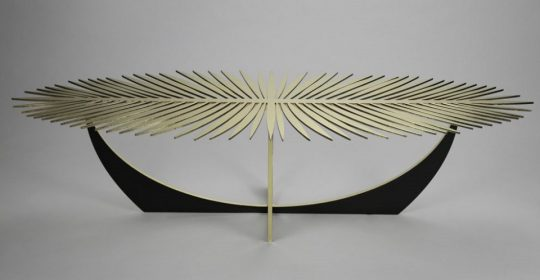 Christopher Kreiling is a Los Angeles based designer who views his projects as sculptures. Design studio furniture and lighting creations are like art pieces.
