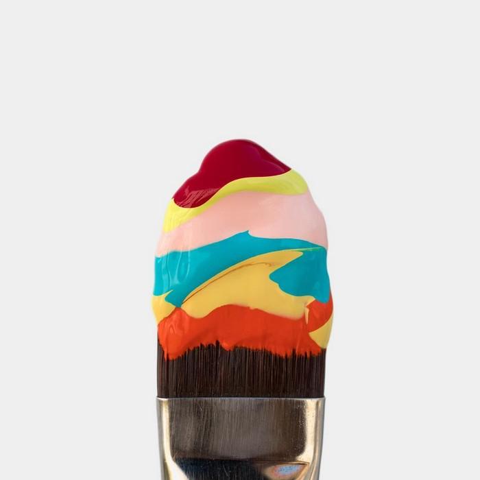 art photography Amazing Art photography Ice Cream Paint Brushes Amazing Art photography Ice Cream Paint Brushes artists I Lobo you6
