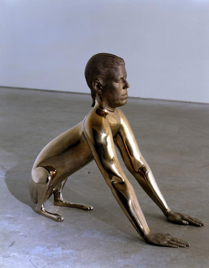 Modern art Modern Art: Stainless Steel By Rona Pondick Modern Art Stainless Steel By Rona Pondick I Lobo you10