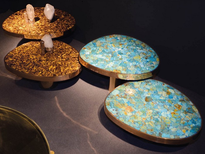 """Founded by Chinese businessman Yin Zing Luk, Kam Tin is known for its """"meubles bijoux,""""or jewelry furniture that we can call art furniture. Art furniture Outstanding Art furniture by Kam Tin Oustanding Art furniture by Kam Tin I Lobo you5"""