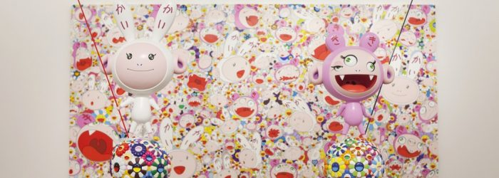 """Takashi Murakami will be displaying the art exhibition """"Under the Radiation Falls"""" in Russia at theGarage Museum of Contemporary Art."""