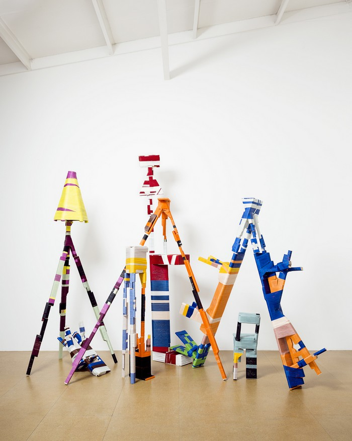 art furniture Wrapped up art furniture by Anton Alvarez Wrapped up art furniture by Anton Alvarez furniture I Lobo you7