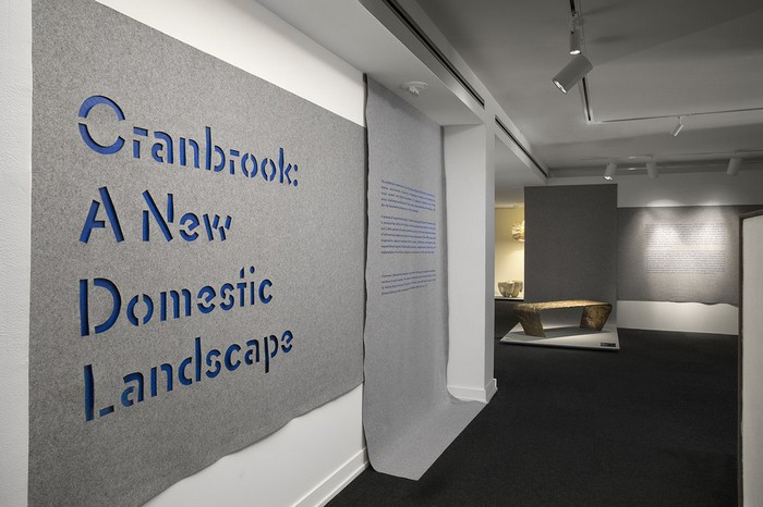 From May 12, 2017, to January 14, 2018,Cranbrook Art Museum will be showcasing the exhibition:A New Domestic Landscape. Art Museum Cranbrook Art Museum: A New Domestic Landscape Cranbrook Art Museum A New Domestic Landscape design agenda I Lobo you