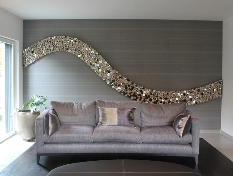 Lee Borthwick is a London based artist that creates custom-made natural artworks that resemble installation art in your home. installation art Mirrored installation art by Lee Borthwick 1Mirrored installation art by Lee Borthwick artists I Lobo you 740x560