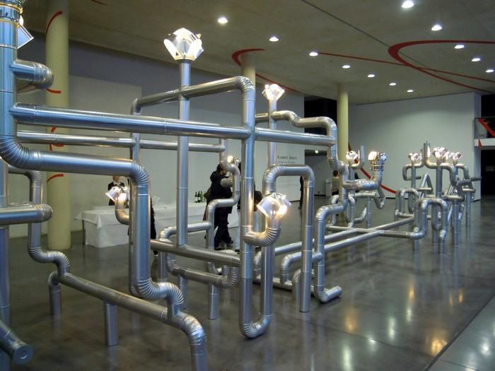 contemporary art Contemporary art by Richard Fauguet Contemporary art by Richard Fauguet artists I Lobo you4