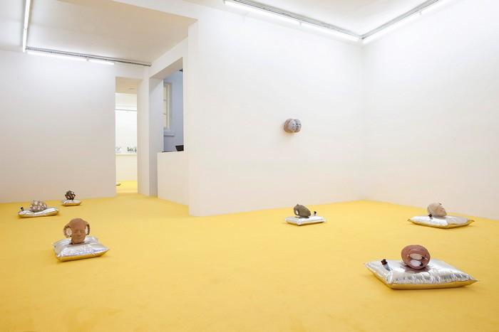 contemporary art Contemporary art by Richard Fauguet Contemporary art by Richard Fauguet artists I Lobo you6