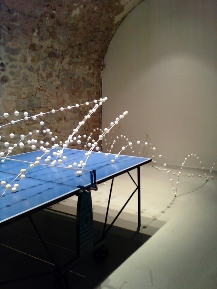 contemporary art Contemporary art by Richard Fauguet Contemporary art by Richard Fauguet artists I Lobo you7