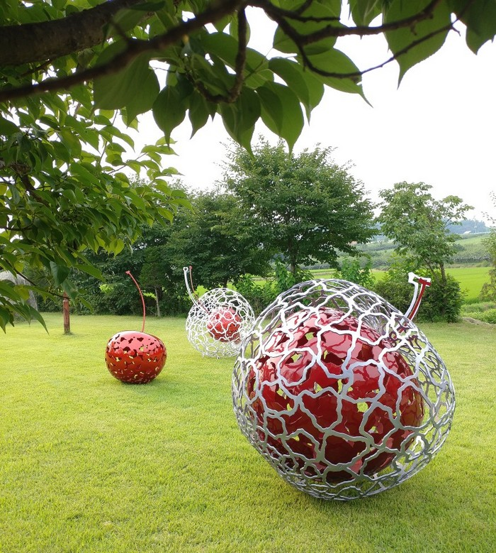 sculpture Amazing Contemporary Sculpture by Jeon Yong Hwan Amazing Contemporary Sculptures by Jeon Yong Hwan artists I Lobo you7