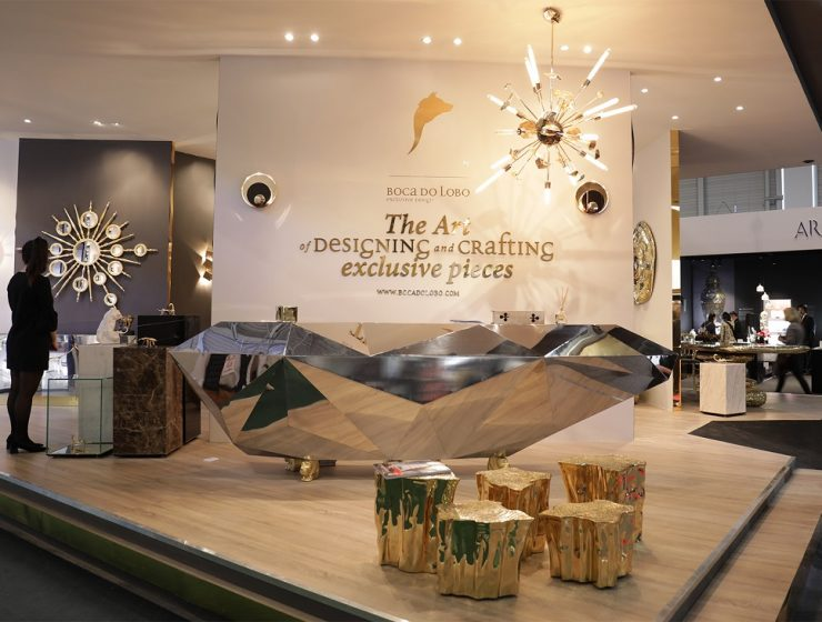 Maison et Objet2018 edition is still on until tomorrow, so you still have a chance to visit the novelties and see the trends for this year.