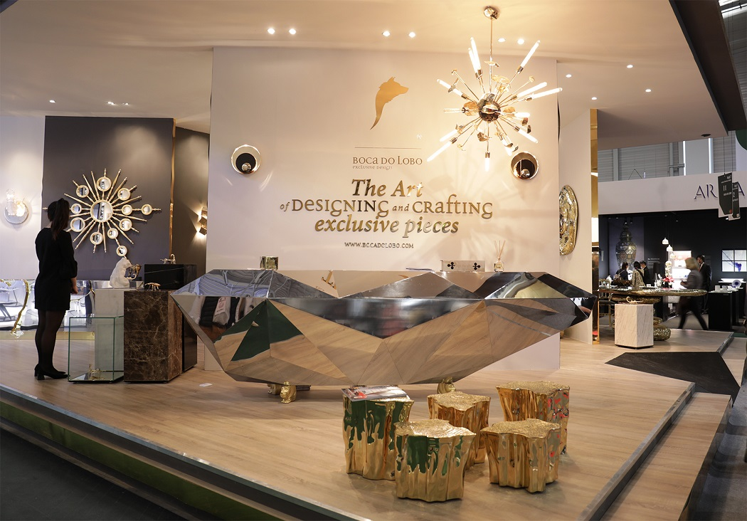 Maison et Objet2018 edition is still on until tomorrow, so you still have a chance to visit the novelties and see the trends for this year. maison et objet Boca do Lobo novelties at Maison et Objet 2018 1Boca do Lobo novelties at Maison et Objet 2018 furniture I Lobo you