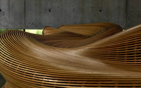 art furniture Twisted Art furniture by Matthias Pliessnig Twisted Art furniture by Mathias Pliessnig ff 480x300