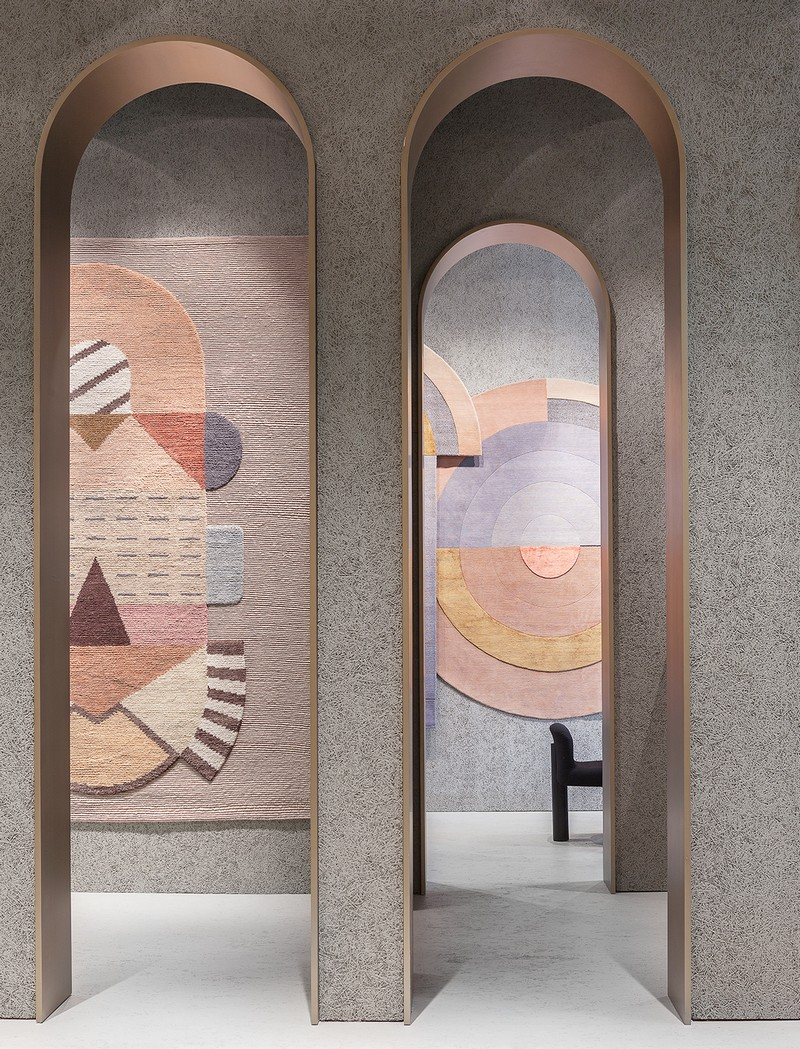 Elena Salmistraro Carpet Design For CC Tapis