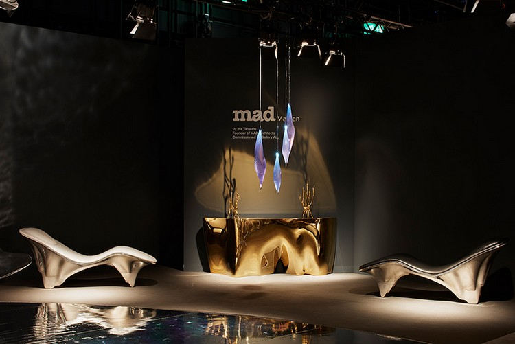 """Art furniture """"MAD Martian"""" Art furniture by Ma Yansong mad architects i lobo you 10"""