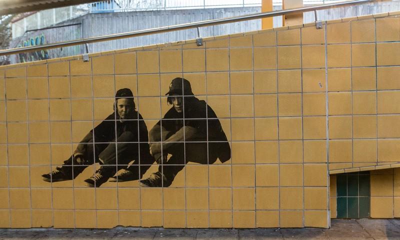 art gallery Stockholm Metro: The World's Longest Art Gallery stockholm metro i lobo you 2