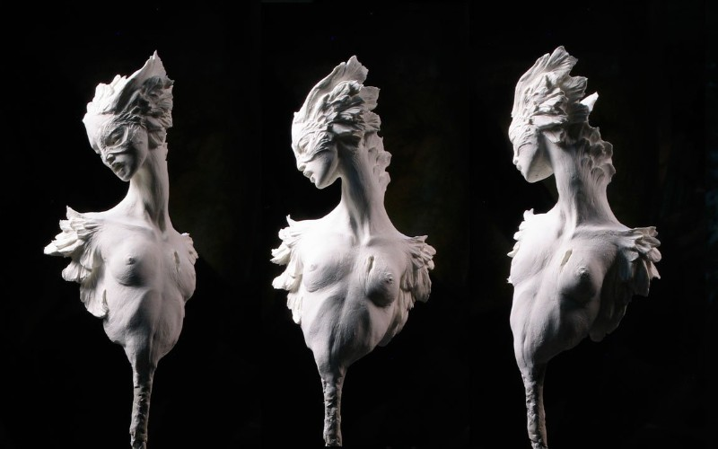 sculptures Surreal Sculptures from Forest Rogers Surreal Sculptures from Forest Rogers 7