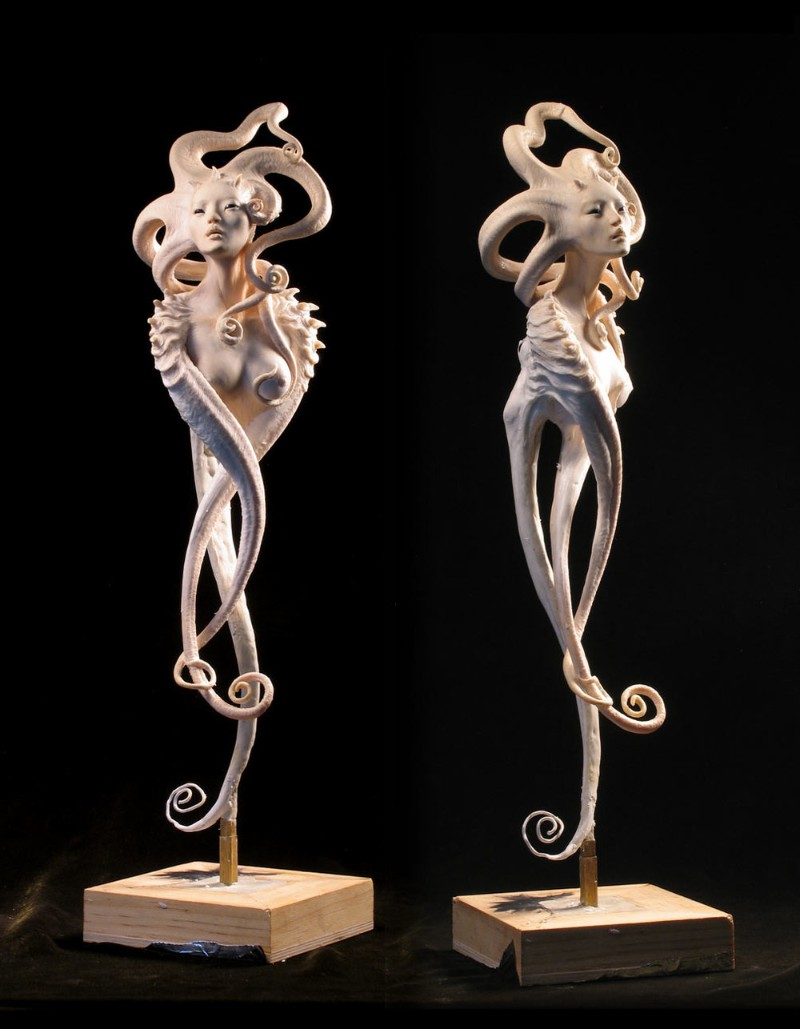 sculptures Surreal Sculptures from Forest Rogers Surreal Sculptures from Forest Rogers 9
