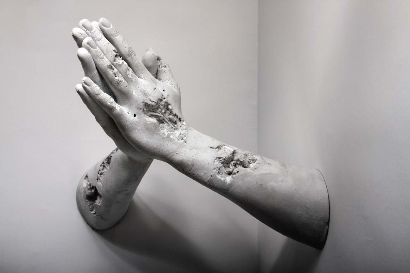 daniel arsham Discover Daniel Arsham's Contemporary Art modern art i lobo you 1 1