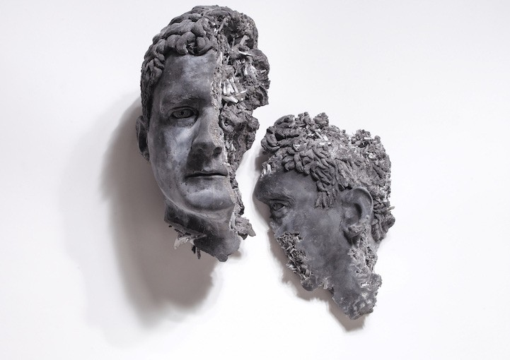 daniel arsham Discover Daniel Arsham's Contemporary Art modern art i lobo you 10 1
