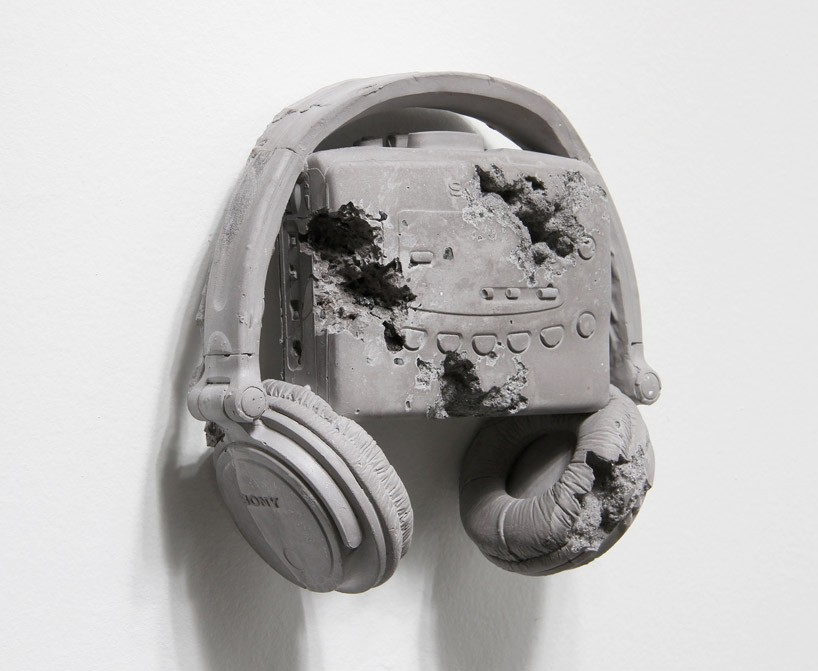 daniel arsham Discover Daniel Arsham's Contemporary Art modern art i lobo you 7 1