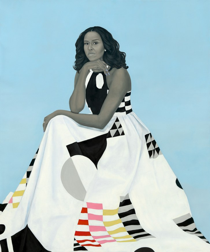 Kehinde Wiley: The Artist Who Painted The obama's portrait obama's portrait Kehinde Wiley: The Artist Who Painted The Obama's Portrait StFelix Amy Sherald Portrait Michelle Obama
