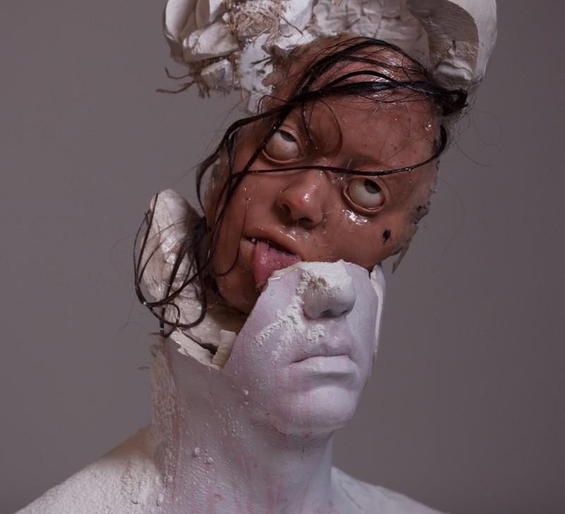 art sculptures The Horror Art Sculptures by Sarah Sitkin The Horror Art Sculptures by Sarah Sitkin 1