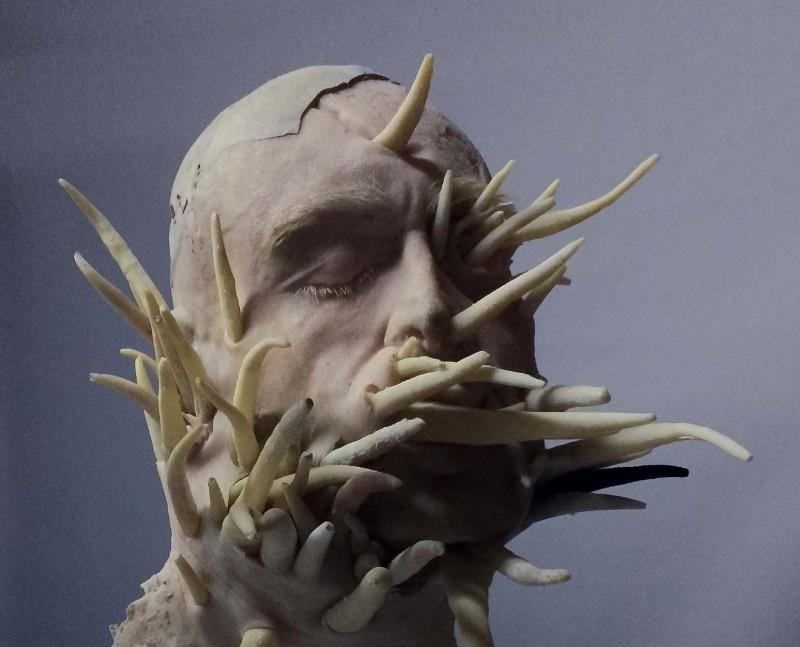 art sculptures The Horror Art Sculptures by Sarah Sitkin The Horror Art Sculptures by Sarah Sitkin 4