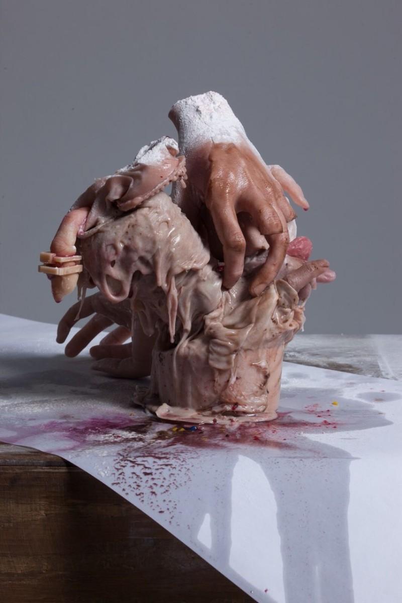 art sculptures The Horror Art Sculptures by Sarah Sitkin The Horror Art Sculptures by Sarah Sitkin 5