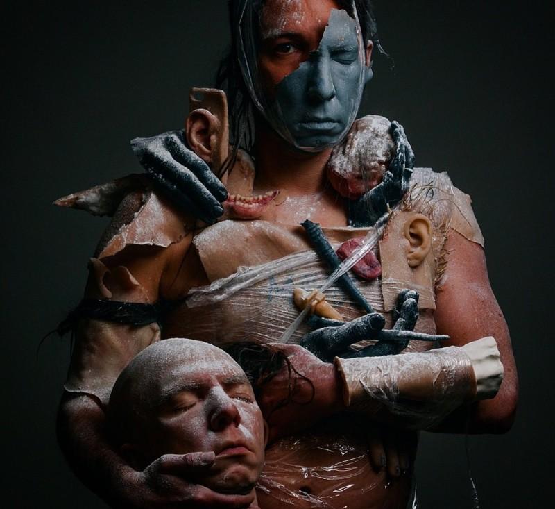 art sculptures The Horror Art Sculptures by Sarah Sitkin The Horror Art Sculptures by Sarah Sitkin 8