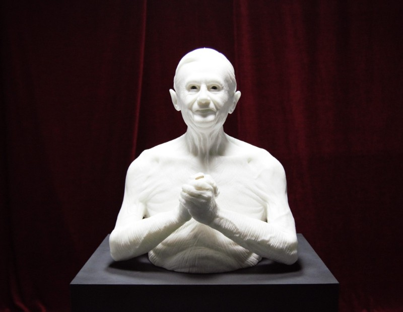 sculptures The Modern Michelangelo Creates Realistic Sculptures The Modern Michelangelo Creates Realistic Sculptures 3