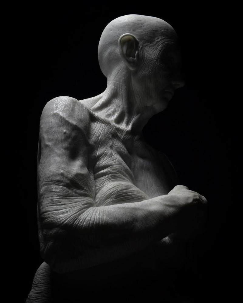 sculptures The Modern Michelangelo Creates Realistic Sculptures The Modern Michelangelo Creates Realistic Sculptures 7