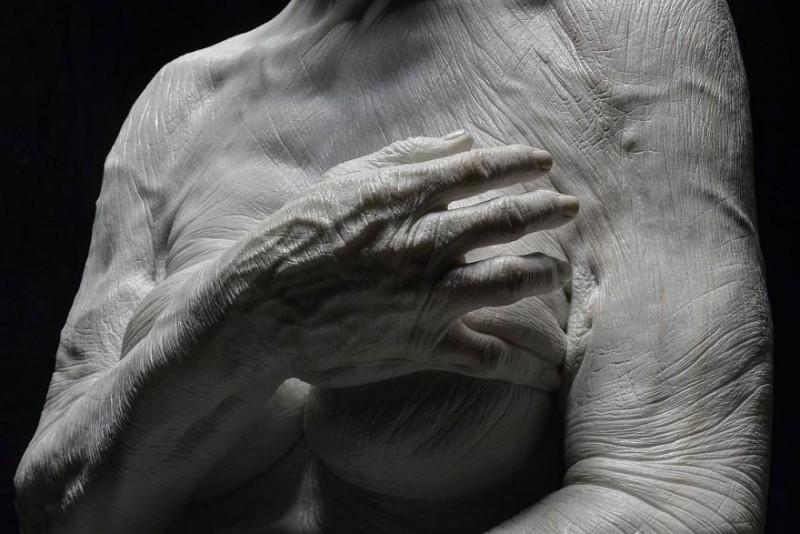 sculptures The Modern Michelangelo Creates Realistic Sculptures The Modern Michelangelo Creates Realistic Sculptures 9