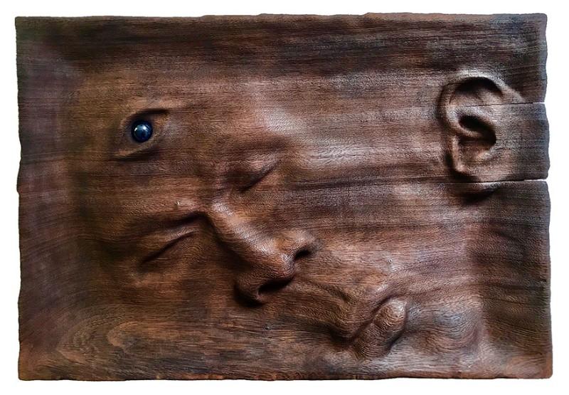 wood sculptures Wood Sculptures Only Seen in Dreams Wood Sculptures Only Seen in Dreams 5