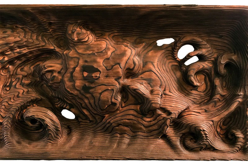wood sculptures Wood Sculptures Only Seen in Dreams Wood Sculptures Only Seen in Dreams 7