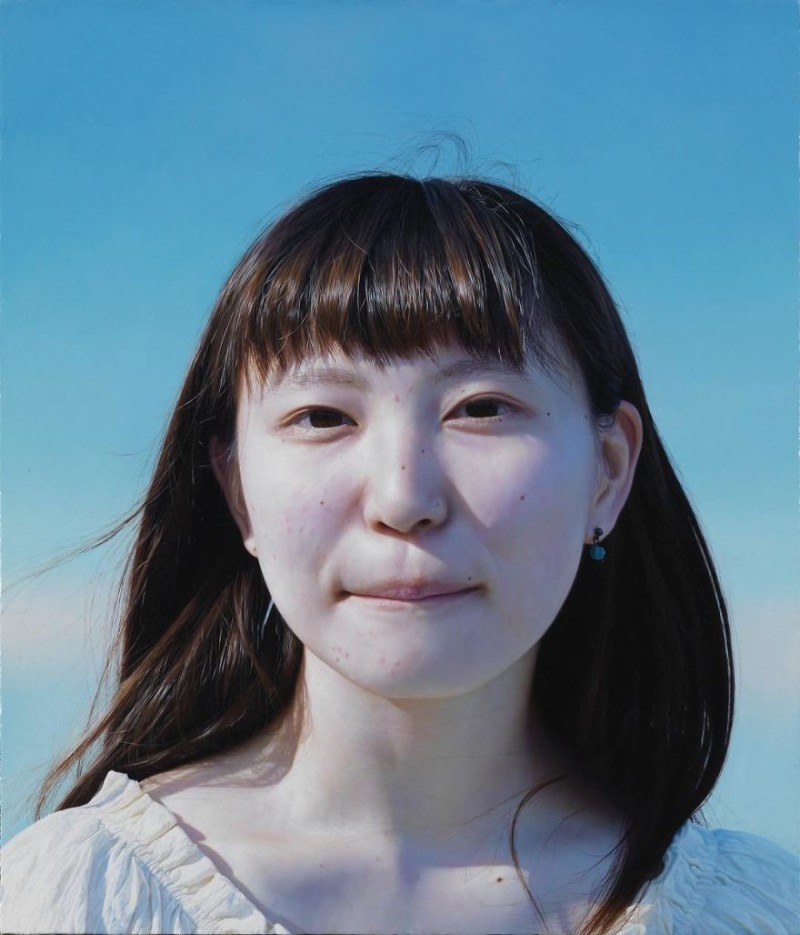 Oil Painting Realistic Oil Paintings That Look Like Real People By Kei Mieno Realistic Oil Paintings That Look Like Real People By Kei Mieno 10