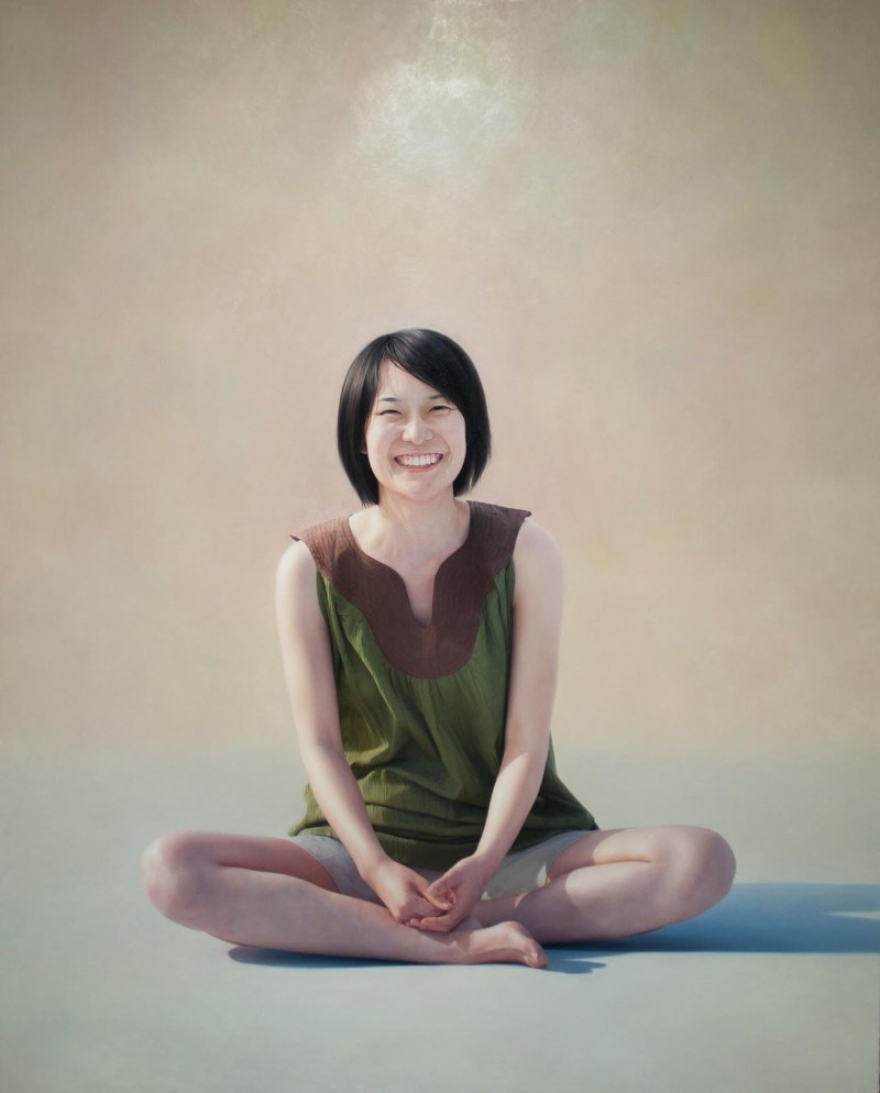 Oil Painting Realistic Oil Paintings That Look Like Real People By Kei Mieno Realistic Oil Paintings That Look Like Real People By Kei Mieno 3