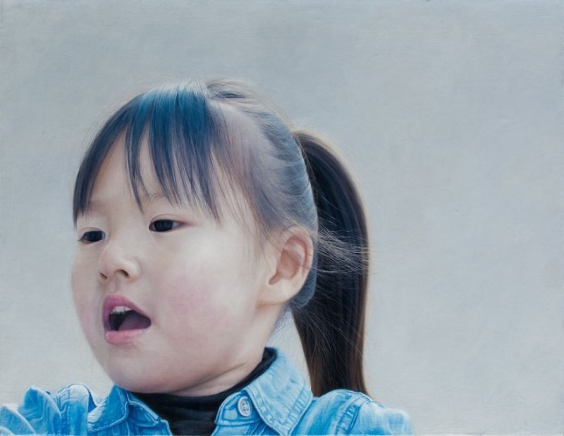 Oil Painting Realistic Oil Paintings That Look Like Real People By Kei Mieno Realistic Oil Paintings That Look Like Real People By Kei Mieno 5