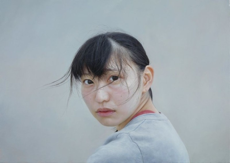 Oil Painting Realistic Oil Paintings That Look Like Real People By Kei Mieno Realistic Oil Paintings That Look Like Real People By Kei Mieno 9