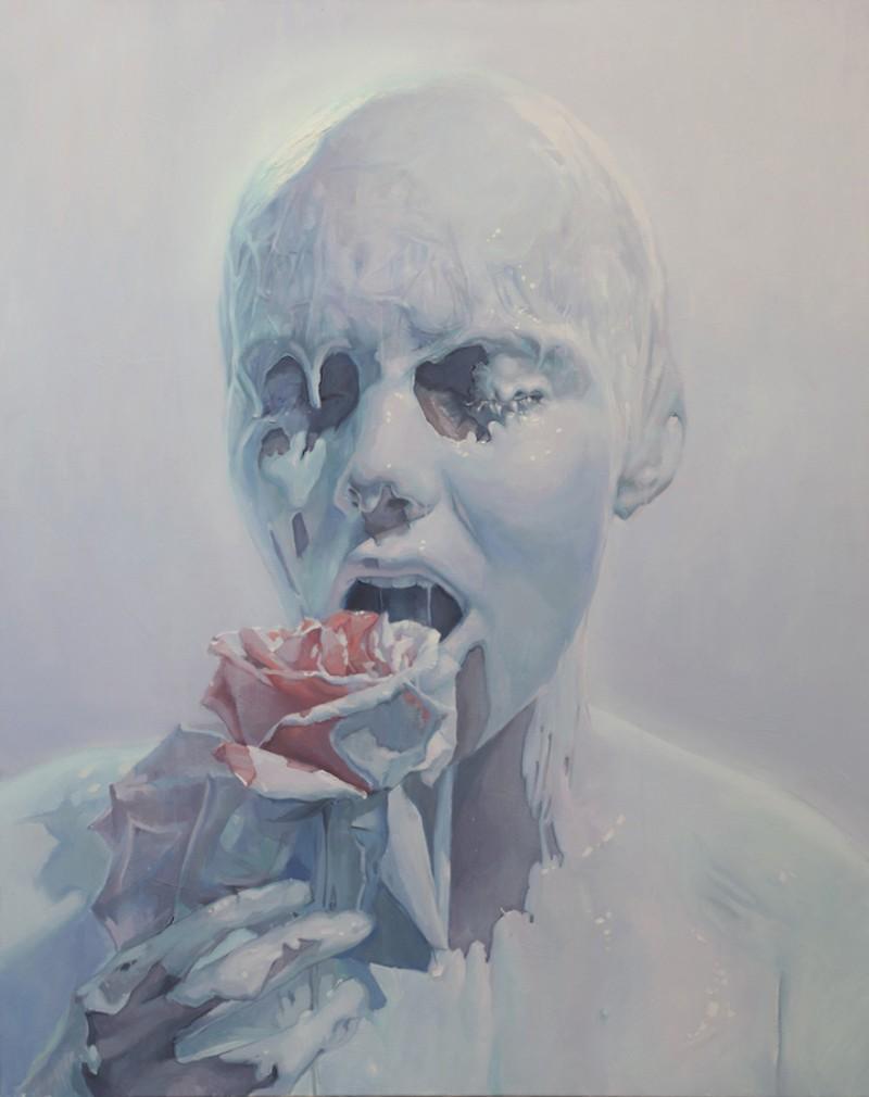 Sensual Artwork Sensual Artwork Using Cake Frosting By Ivan Alifan Sensual Artwork By Ivan Alifan 5