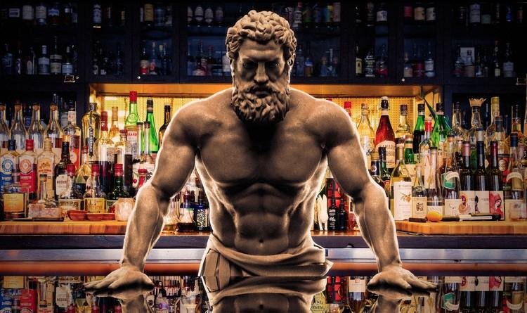 Digital Art: Emre Yusufi creates Modern Times Hercules Art Digital Art Digital Art: Emre Yusufi creates Modern Times Hercules hercules i lobo you 10