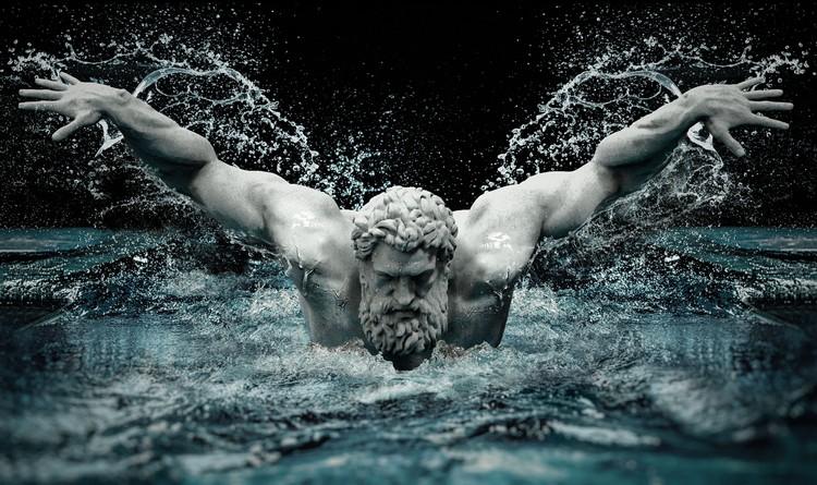 Digital Art: Emre Yusufi creates Modern Times Hercules Art Digital Art Digital Art: Emre Yusufi creates Modern Times Hercules hercules i lobo you 11